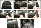 Hair extension thermal system